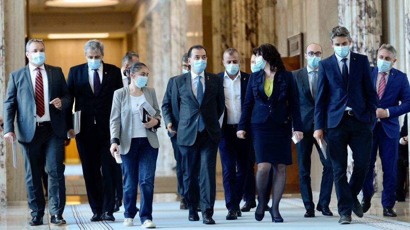 Nume-bombă! Ce liberal i-ar putea lua locul lui Ludovic Orban în fruntea Guvernului