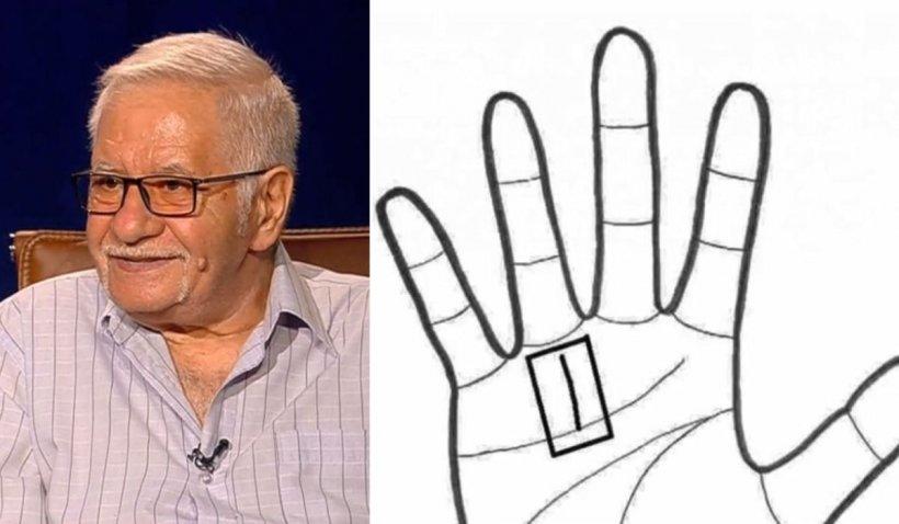 Mihai Voropchievici, despre semnificaţia liniei din palmă. Află cât de norocos eşti de fapt