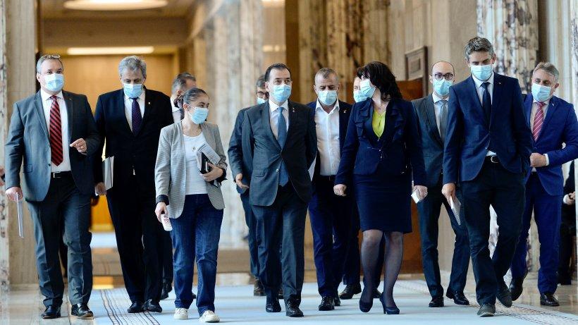 """PNL pregătește """"Planul B"""". Miniștrii care ar putea zbura din Guvern dacă moțiunea PSD trece"""