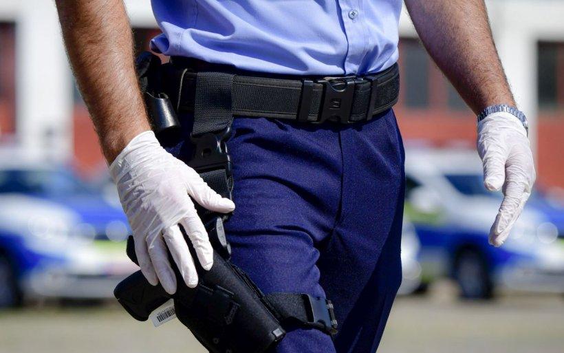 Șeful Poliției Eforie lua mită de 300 lei/zi, ca să nu își îndeplinească atribuțiile de serviciu