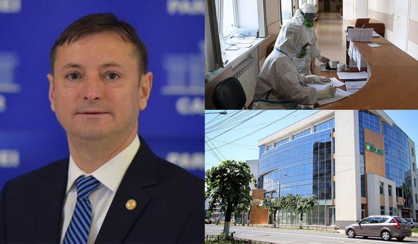 Cum s-a îmbogăţit deputatul PNL Ionel Palăr în timpul pandemiei. Deconturi de sute de mii de lei făcute la Casa de Sănătate