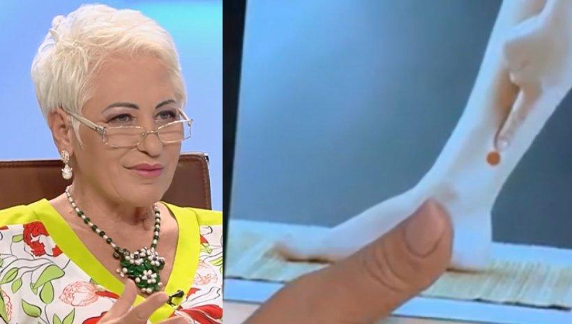 """Lidia Fecioru: """"Masează acest punct de două ori pe zi!"""" Face minuni pentru femeile aflate la menopauză"""