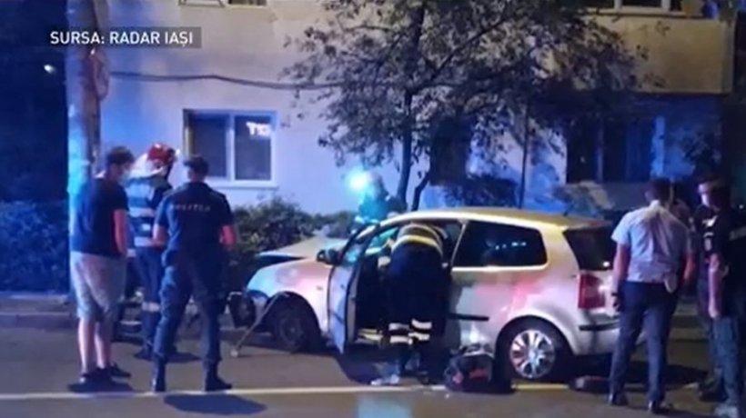 30 de focuri de armă trase după un șofer teribilist. Urmărire ca în filme pe un mare bulevard