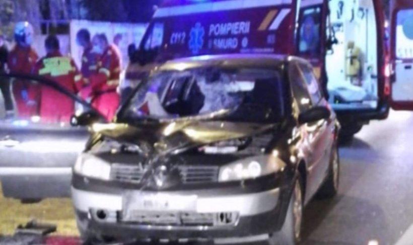 Accident îngrozitor pe Șoseaua Chitila, în București. Doi pietoni, loviți în plin. Unul a murit pe loc!