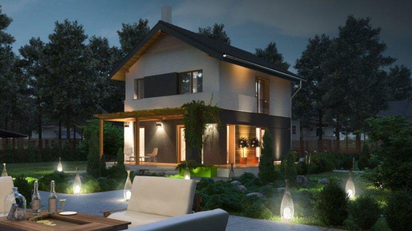 Avantajele unui proiect casa cu mansarda