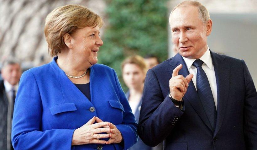 Presiune pe Angela Merkel. Ce ar putea însemna otrăvirea lui Navalnîi pentru proiectul Nord Stream 2