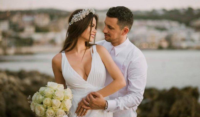 """Totul despre nunta secretă a lui Flick """"Domnul Rimă"""""""
