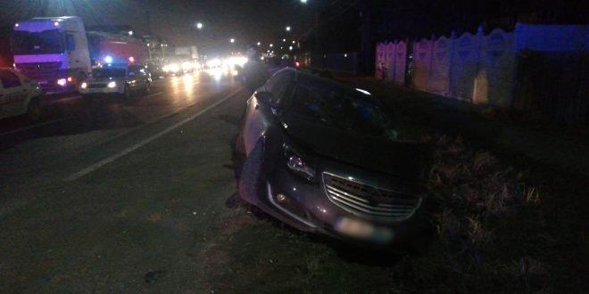 Un tânăr lovit grav de un şofer beat a ajuns în comă la spital, unde a fost diagnosticat şi cu COVID 19