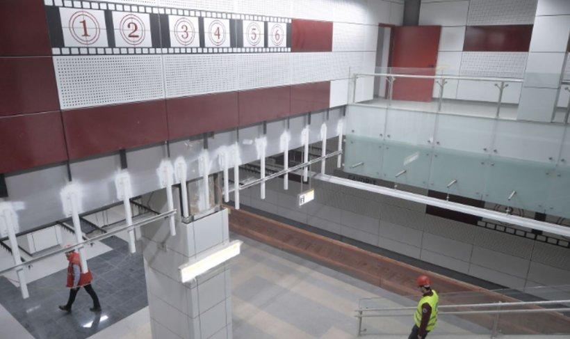 Magistrala de metrou Drumul Taberei va fi deschisă în câteva zile, după o inaugurare așteptată de nouă ani