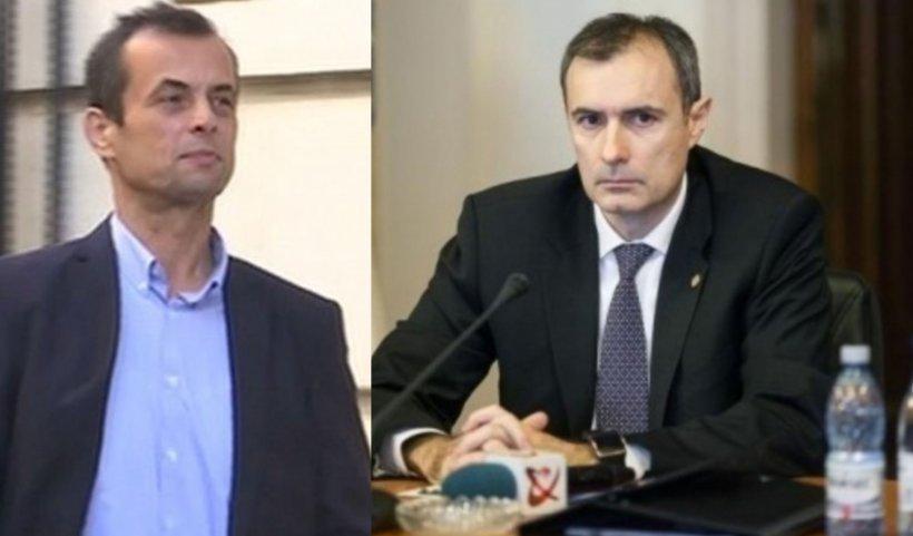 Procurorul Mircea Negulescu cere arestarea generalului Florian Coldea