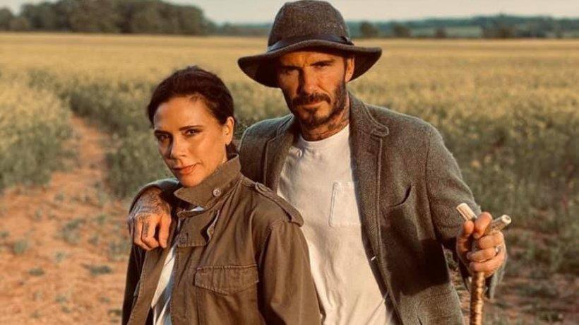 David și Victoria Beckham, suspecți de coronavirus