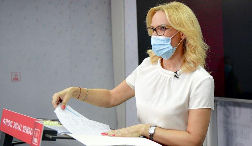 Gabriela Firea: Ne-am pregătit astfel încât elevii să vină la școală fără grija îmbolnăvirii