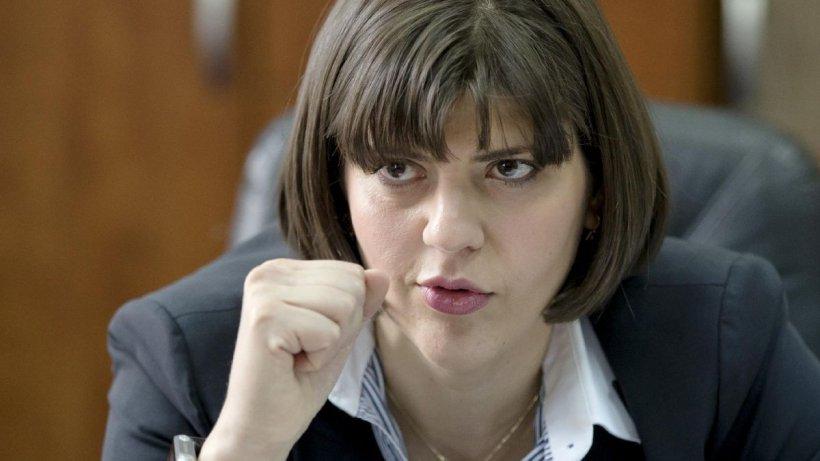 Laura Codruța Kovesi, asaltată de întrebări incomode la BBC: Regretați metodele folosite în România?