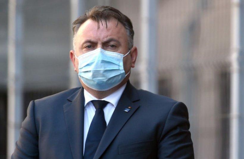 """Ministrul Sănătății: """"Noi nu suntem dumnezei. Pandemia nu se tranșează în spital"""""""
