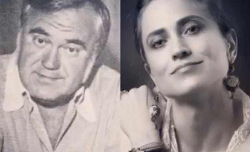 """Fiica lui Dem Rădulescu, o poveste extraordinară: """"El în afară de meserie și de noi nu avea nevoie de nimic"""""""