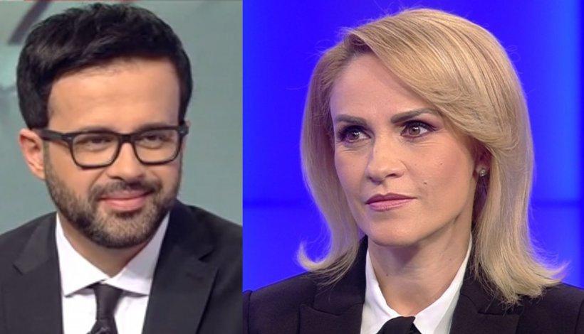 Gabriela Firea a fost întrebată de Mihai Gâdea daca va câștiga un nou mandat. Cum a răspuns edilul general