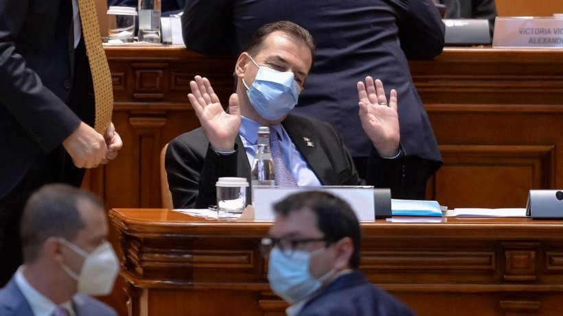 Imaginea Guvernului Orban, total deteriorată. Cine sunt adevărații vinovați