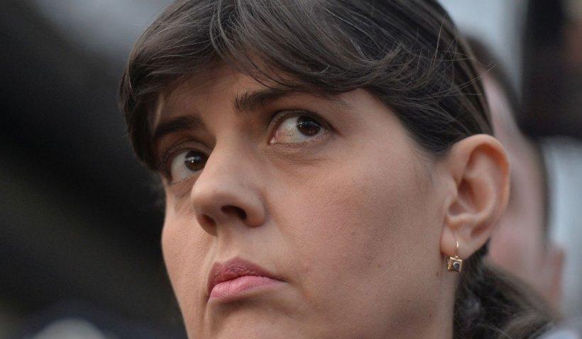 Laura Codruța Kovesi, acuzată că a mințit într-un interviu acordat BBC
