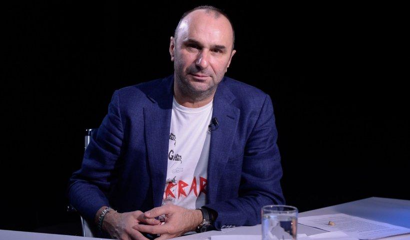 Marius Tucă a fost diagnosticat cu COVID-19. Care este starea jurnalistului