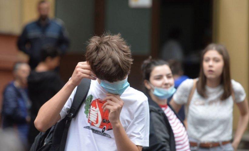 Surse: 12 școli din București sunt în scenariul roșu din cauza infectărilor cu coronavirus