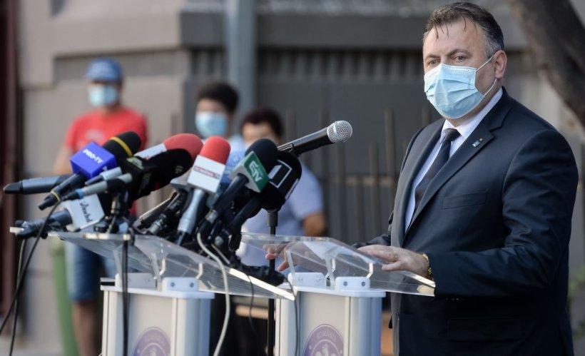 Ministrul Sănătăţii, anunț de ultimă oră: Starea de alertă, prelungită încă o lună