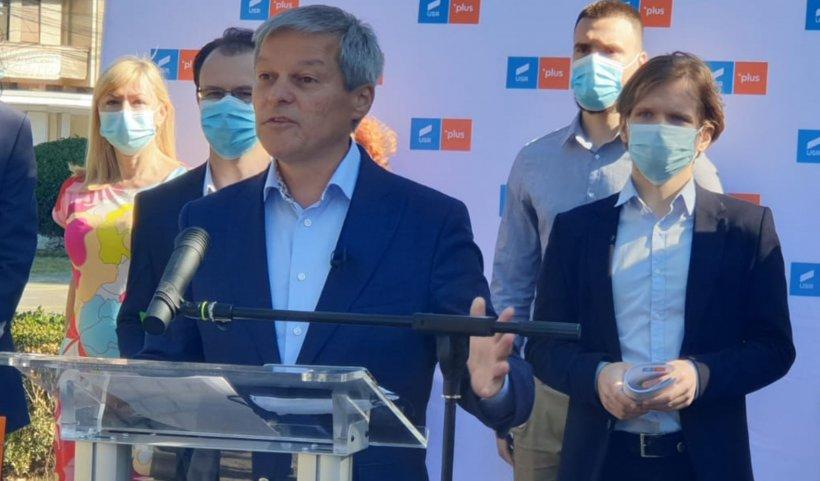 USR-PLUS, un nou atac dur la liberali: Oamenii PNL din teritoriu preferă încercările de intimidare a candidaților