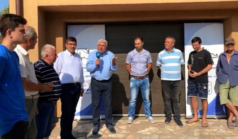 Un candidat PPU-SL la Consiliul Judeţean Dolj a murit după un discurs la Dăbuleni