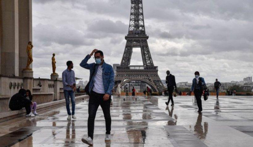 Mii de noi cazuri de îmbolnăviri cu coronavirus în 24 de ore, în Franţa