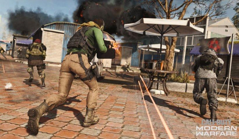 Noi actualizari pentru Call Of Duty: Modern Warfare si Warzone