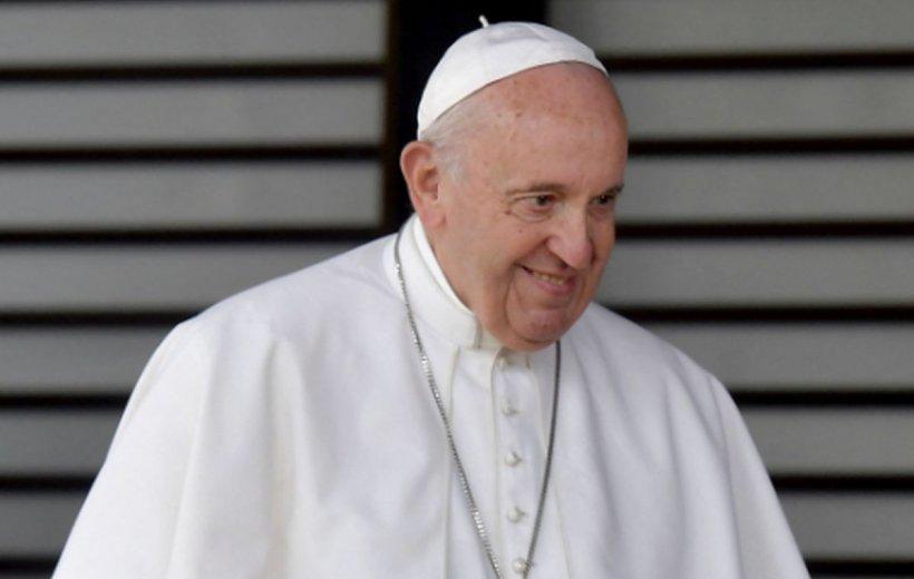 """Papa Francisc, declarații uimitoare despre plăcerea umană: """"Plăcerea sexuală vine.."""""""