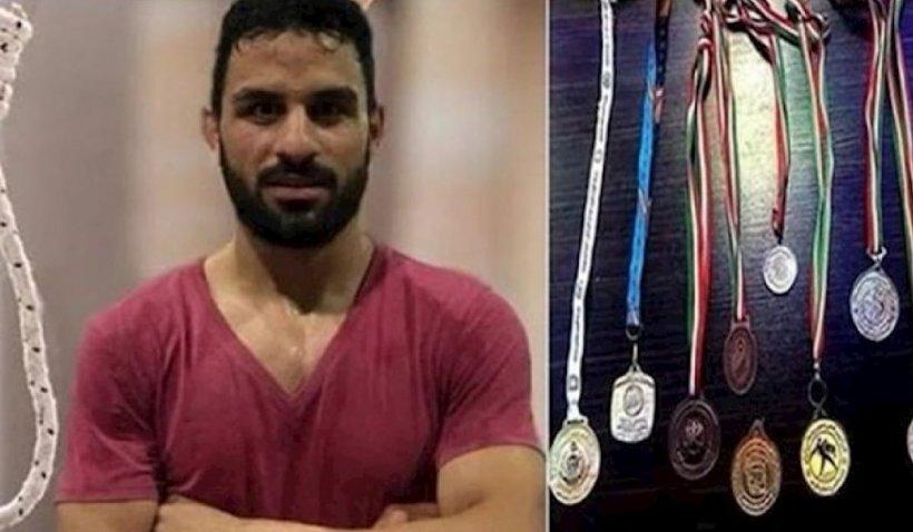 Sportiv executat în Iran la zece zile după ce a fost condamnat la moarte
