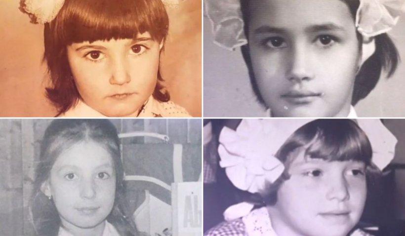 Cum arătau jurnaliștii Antena 3 în prima zi de școală. Fotografii senzaționale, scoase din arhivele personale