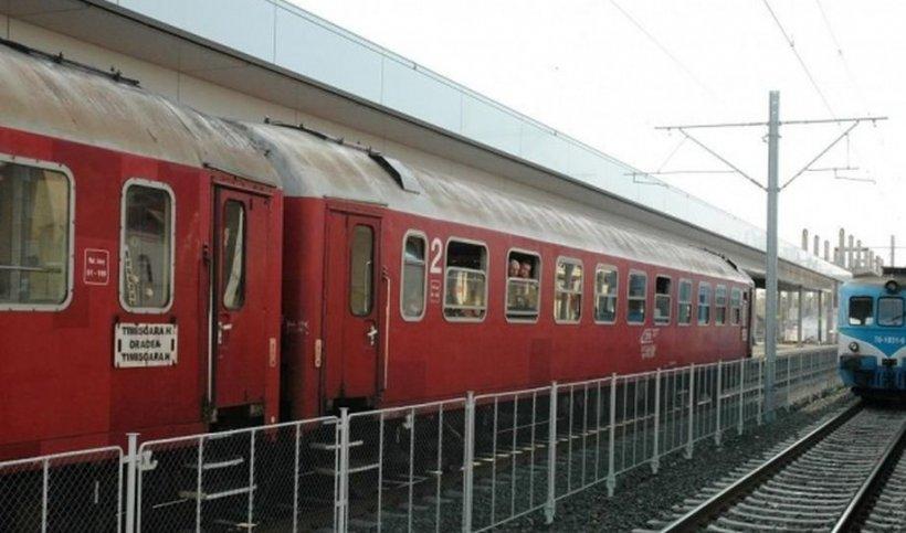 Două trenuri au deraiat!  Traficul CFR este oprit pe relațiile București Obor-Pantelimon și Reșița Nord-Caransebeș