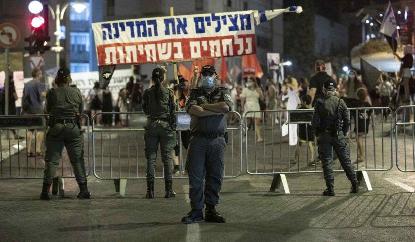 Israel impune carantina totală, după ce cazurile de COVID-19 au ajuns la 3000 pe zi