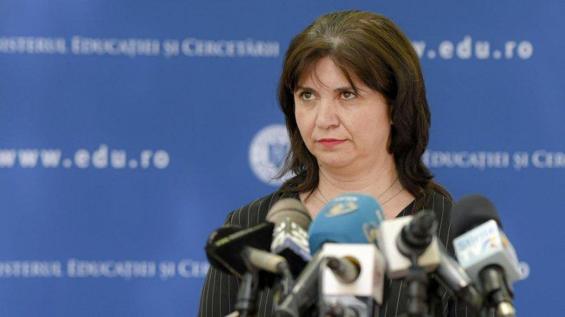 Monica Anisie: 106 cadre didactice din toată țara se află internate în spital