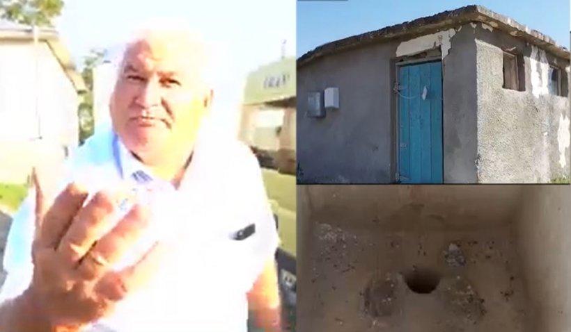 """Întrebat unde este WC-ul nou promis elevilor unei școli generale din Botoşani, viceprimarul răspunde """"în avion"""""""