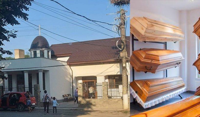 Elevii unei şcoli din judeţul Tulcea au fost mutaţi în capela mortuară pentru că primarul nu a terminat modernizările la timp