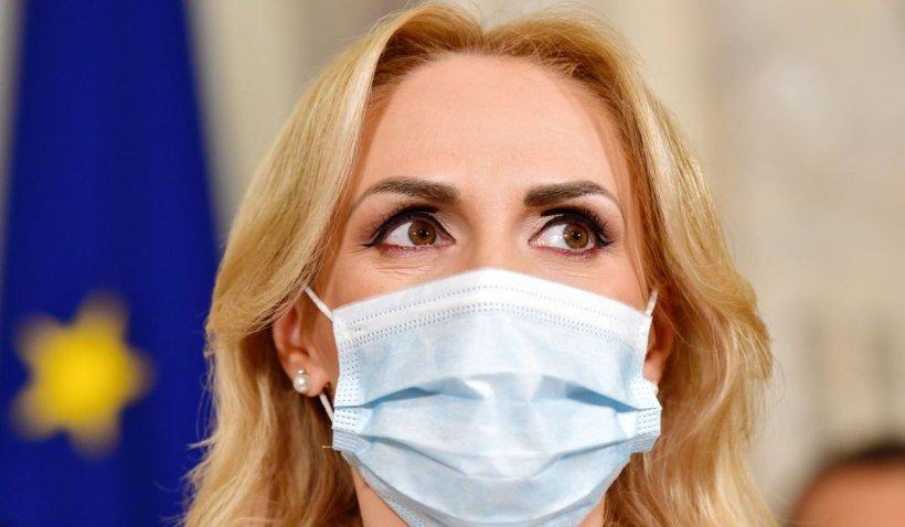 """Gabriela Firea, reacție la scandalul lui Nicușor Dan: """"Salvatorul Bucureștiului se dovedește a fi 'frate' cu interlopi"""""""