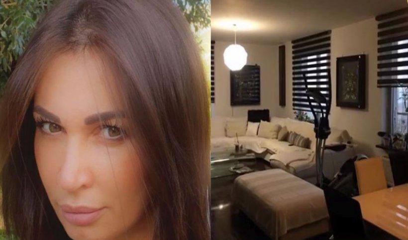 Nicoleta Luciu își vinde apartamentul din București. Cât cere pe el