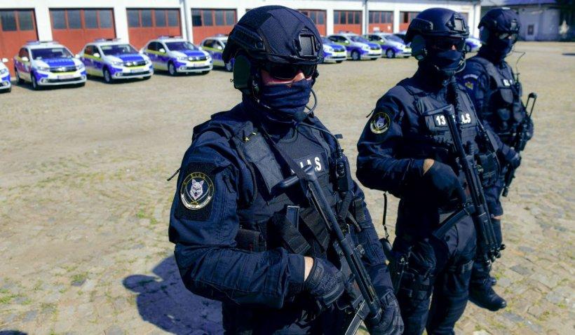O tânără din Constanța a bătut patru polițiști și trei agenți de pază, într-un local din oraș