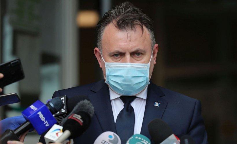 Când vor scădea cazurile de COVID în România? Anunţul făcut de ministrul Nelu Tătaru