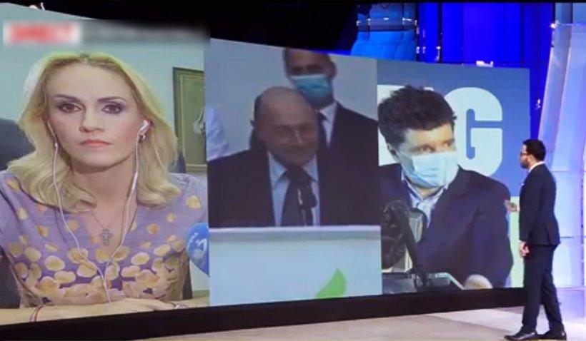 """Gabriela Firea spune că a fost ameninţată de fratele lui Nicuşor Dan şi de afaceristul """"Câine"""": """"Să am grijă că o voi păţi"""""""