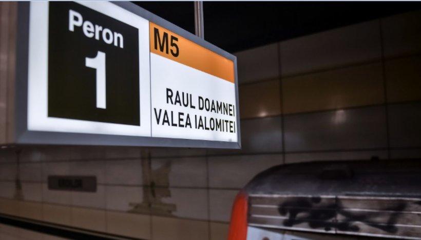 Linia de metrou Eroilor – Drumul Taberei a fost deschisă. Iohannis și Orban, primii în metroul inaugurat azi
