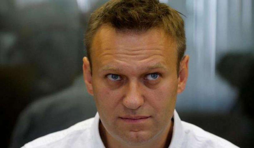 Nelinişti pentru Putin: Navalnîi s-a ridicat din patul de spital şi a postat pe reţelele sociale