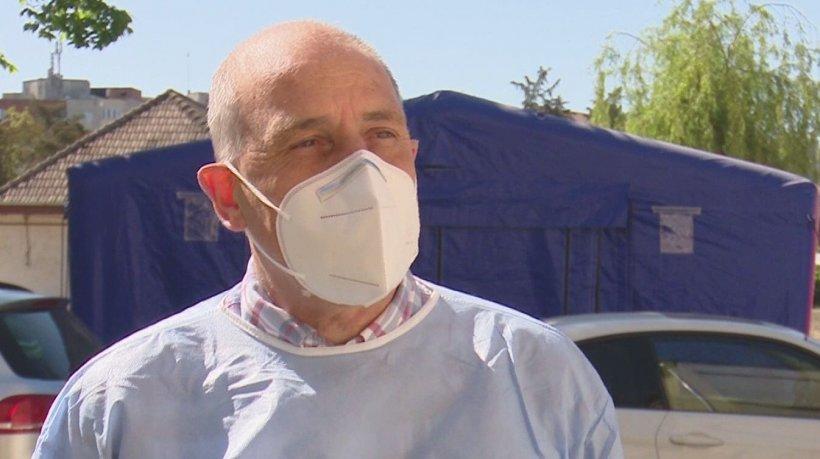 """De ce au """"explodat"""" cazurile COVID în România. Explicaţia dr. Virgil Musta, medic din linia întâi"""