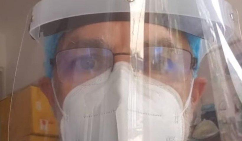 Dr. Mihai Craiu, experiment la început de an şcolar. Ce se întâmplă când porţi mască mai multe ore - VIDEO