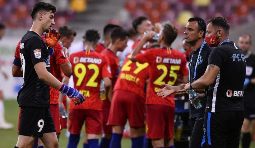 FCSB riscă eliminarea din Europa League, fără să joace