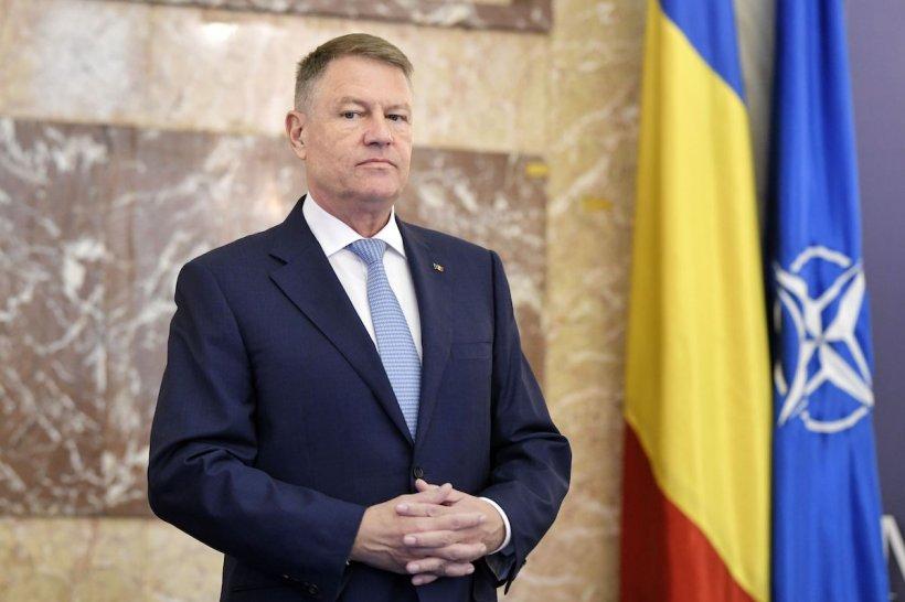 """Klaus Iohannis, atac la PSD: """"Vor să detoneze finanțele publice ale României"""""""