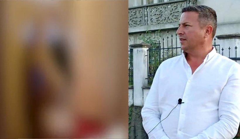 Începe ancheta poliţiştilor în cazul primarului care s-a filmat în timp ce îşi umilea fetiţa minoră