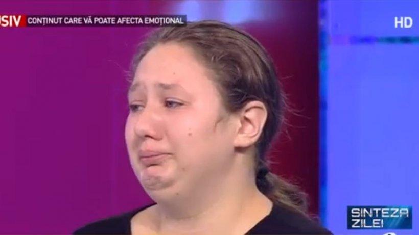 """Ce i s-a întâmplat Nicoletei, sora fetiței bătute, după interviul de la """"Sinteza Zilei"""". Noi mărturii sfâșietoare: """"Mă strângea de gât până nu mai aveam aer"""""""